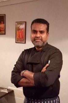Chef Santosh Thomas