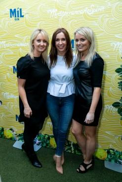 Nicola Cleary, Jennifer Swaine and Alanna Feeney