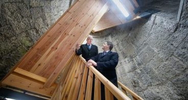 O' Connell Tower Reopening 0000