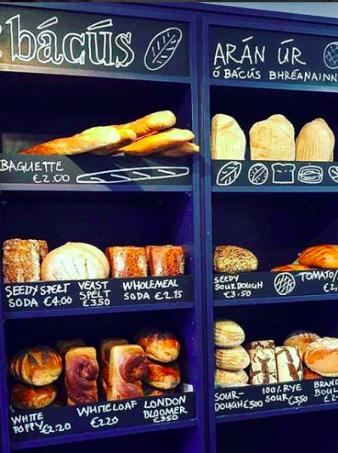 bacus bakery