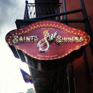Saints and Sinners Channing Tatum