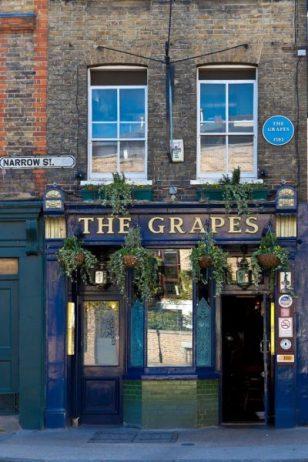 The Grapes Ian McKellen Pic Paul Reiffer