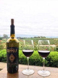 coppola winery restaurant1