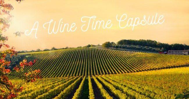 Wine Time Capsule