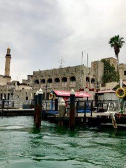 Old Dubai Abra Boats