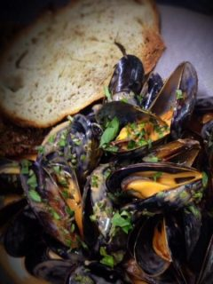 Bay Tree Bistro Seafood Mussels