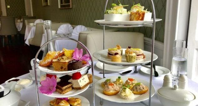 Butler House Afternoon Tea