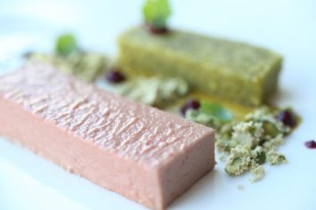 Lough erne Chicken Liver Parfait 1DX_2372