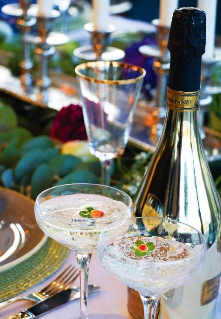 Charolette Quay Champagne
