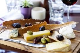 Charolette Quay Cheese board