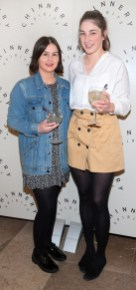 Christina Conlon and Roisin Conlan pictured at the launch of Chinnery Dublin Dry Gin