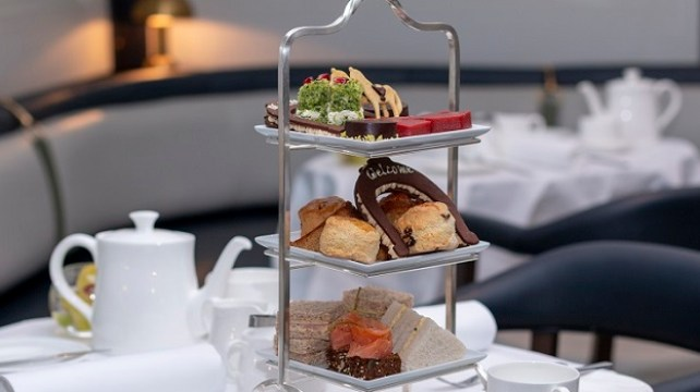 Win a Coburg Gardens Afternoon Tea for Two at the Five Star Conrad Hotel