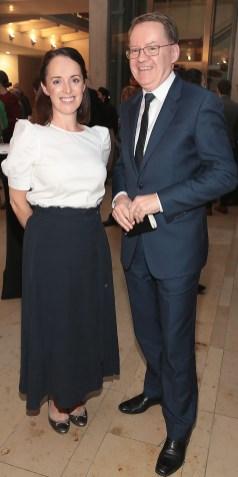 Frances Walsh and Robert Heron
