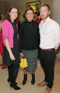 Heather Kingston,Janine Wills and Daniel Dunne p