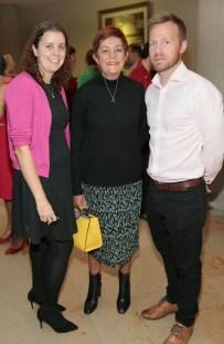 Heather Kingston,Janine Wills and Daniel Dunne p