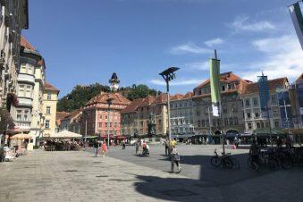 austria square