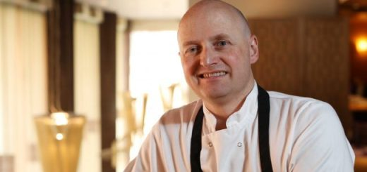 Executive Head Chef Dean Butler