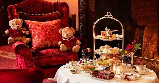 Luxurious Festive Afternoon Tea