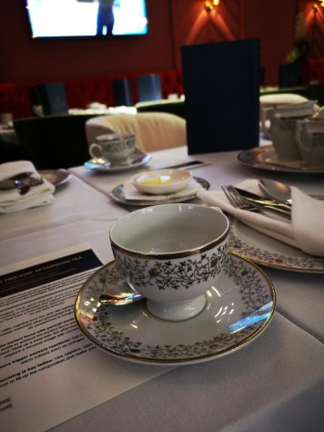 Huawei Afternoon Tea event. Photo Chris Bellew /Fennell Photography Copyright 2018