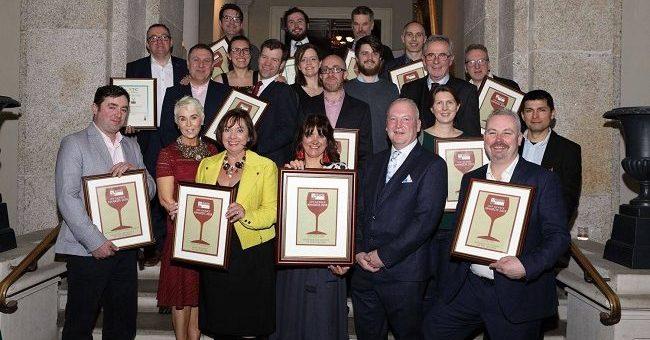 Irish Wine Star Awards