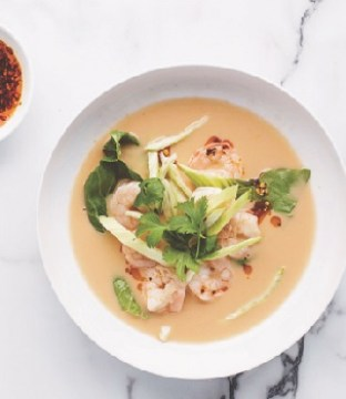 Thai Broth with Pak Choi Recipe by Neven Maguire