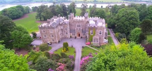 Waterford Castle Afternoon Tea Review