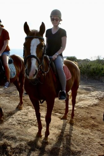 cyprus horse riding