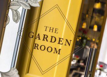 Garden Room logo