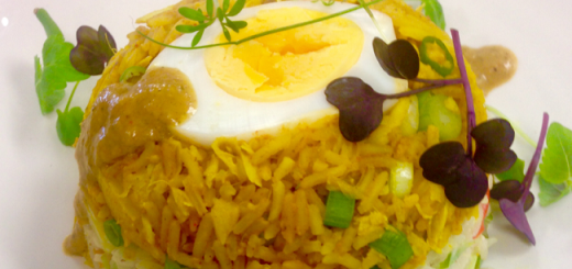 Classic Kedgeree Recipe