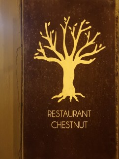 Restaurant Chestnut Review