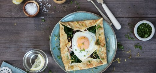 Siúcra x Catherine Fulvio's Ham and Brie Breakfast Galette Recipe