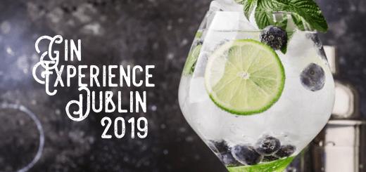 Gin Experience Dublin 2019