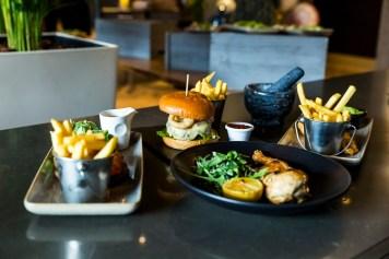 Radisson Blu Dublin Airport - Collage Restaurant - Pause Time Photography