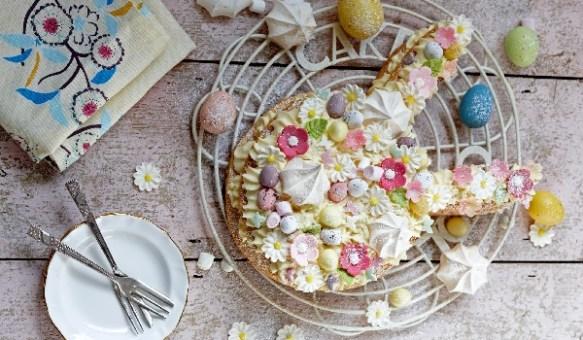 Bunny Ears Cream Tart Recipe By Siúcra x Catherine Fulvio