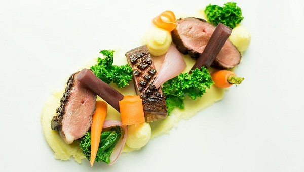 Magret Duck Recipe by Chef Stuart Heeney From Clontarf Castle