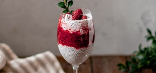 Berry Chia Pudding Recipe By Jeeny Maltese