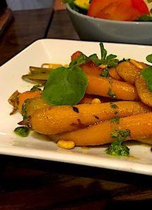 Crudo Carrots