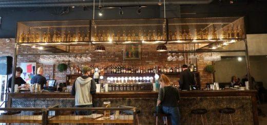 The Well, Stephens Green, Dublin 2, Bar Review