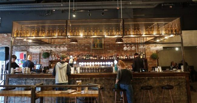 The Well, Stephens Green, Dublin 2, Bar Review