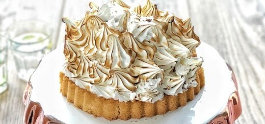 Lemon Meringue Tart Recipe By Chef Adrian
