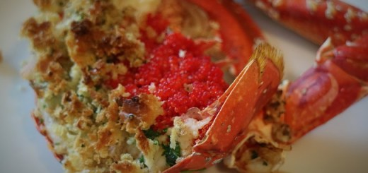 Crispy Garlic & Panko Breaded Lobster Recipe By Chef Jeeny Maltese