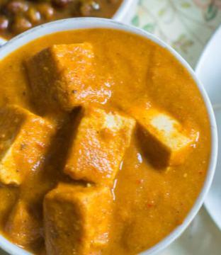 Creamy Tofu Masala by Sapana Behl