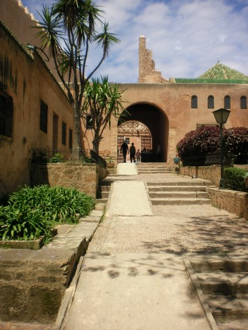 """The entrance of the """" Andalusian Gardens"""" -Thetaste0flife©"""