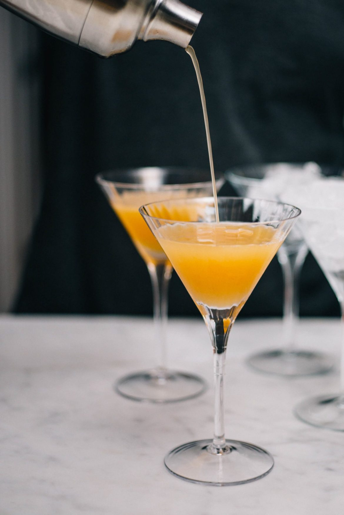 The fall classic is perfect party cocktail