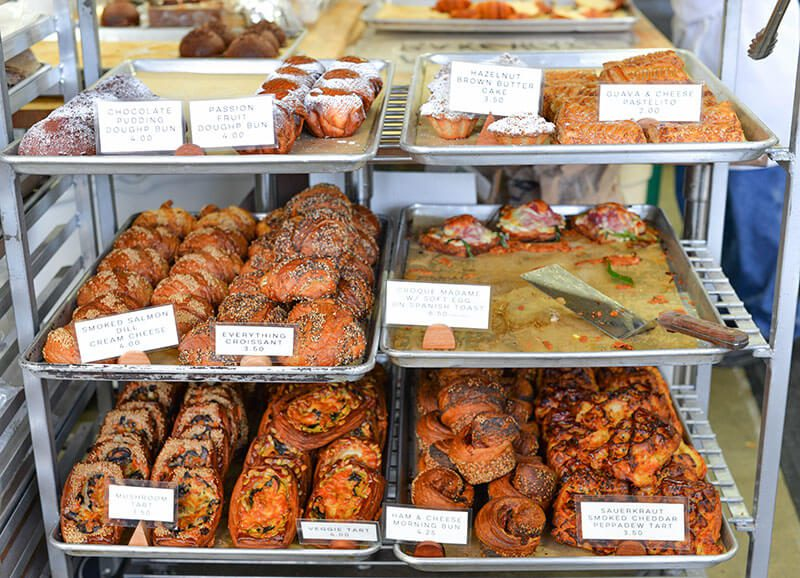 neighbor bakehouse pastries