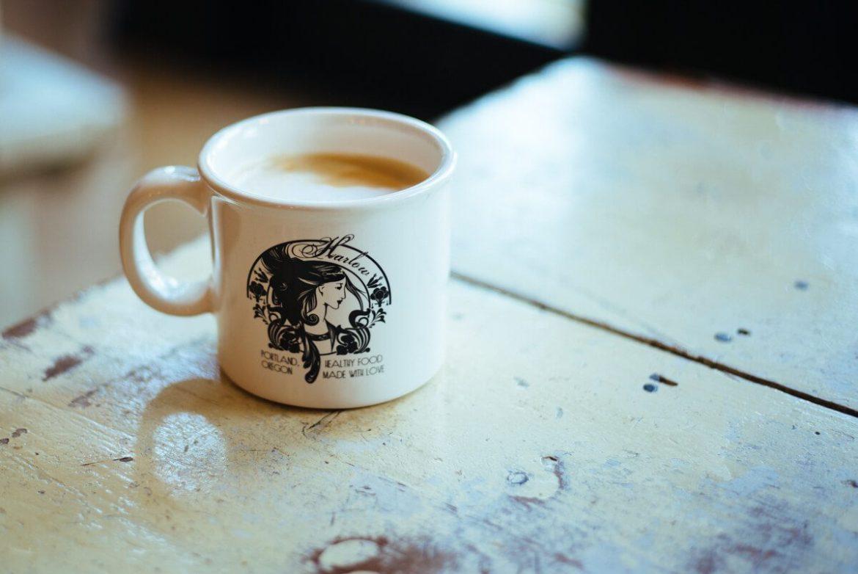 Grab a coffee or brunch at Harlow in Portland Oregon
