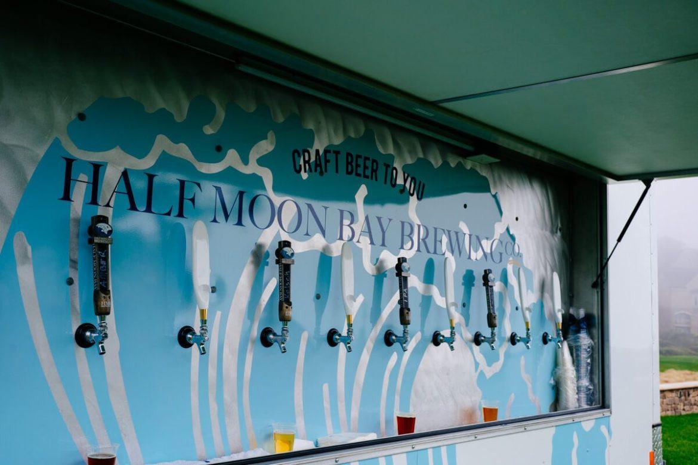 Friday Night Food Trucks and Beer Garden with Half Moon Bay Brewing Company The Ritz-Carlton Half Moon Bay