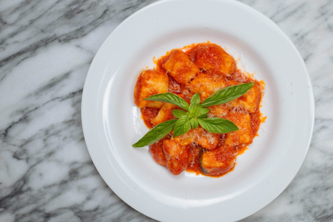 Ricotta Gnocchi is easy to make at home