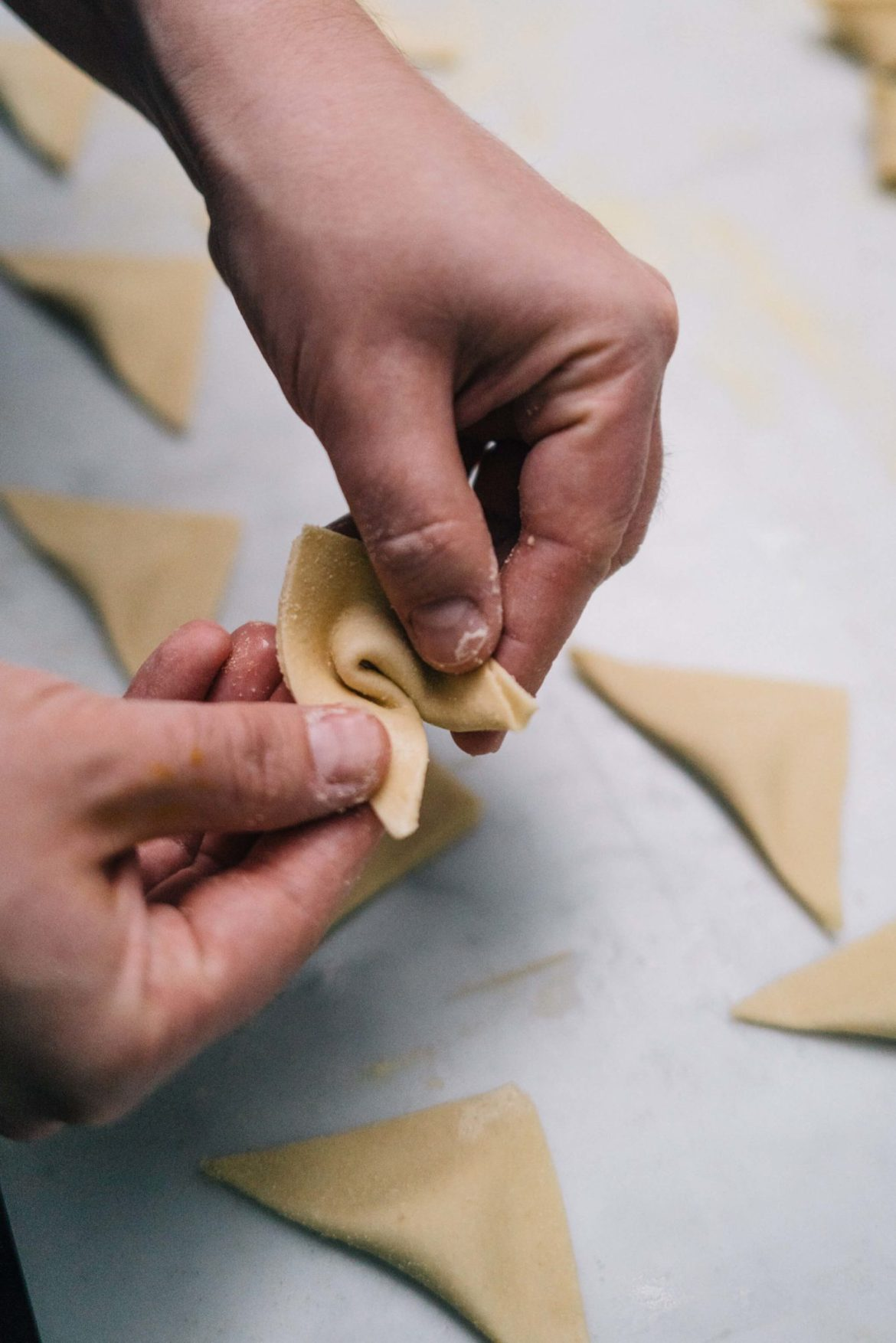 Making Fresh pasta with the kitchen aid 3 piece pasta roller attachment and the taste edit
