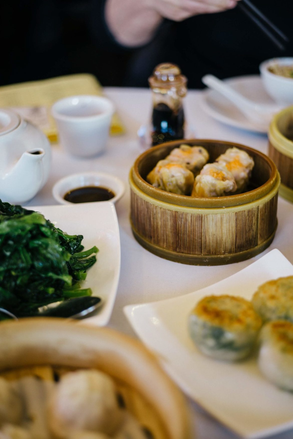 The Taste Edit visits the Hong Kong Lounge II for a dim sum lunch